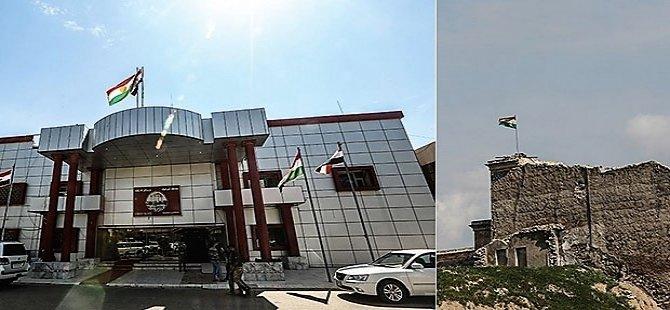 """""""Kürdistan bayrağı Kerkük'te inmeyecek"""""""