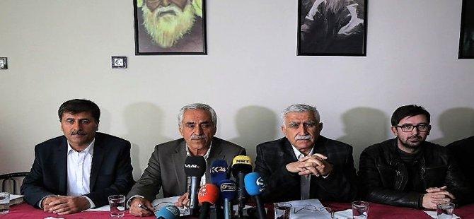 """""""Kürdistan'ın Güneyindeki Halkımızın ve Kürdistan Bölgesel Yönetiminin Bağımsızlık Yürüyüşünün Yanındayız"""""""