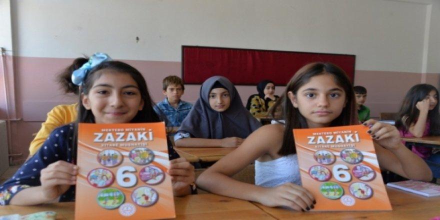 Dersim Dernekleri Federasyonu: Anadilimiz Zazaki/Kımançki'nin seçmeli ders olmasını istiyoruz