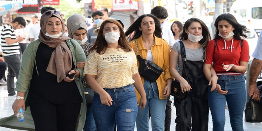 Diyarbakır'da koronavirüs vakaları yüzde 70 oranında azaldı