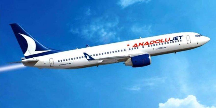 AnadoluJet, Erbil uçuşlarını başlattı