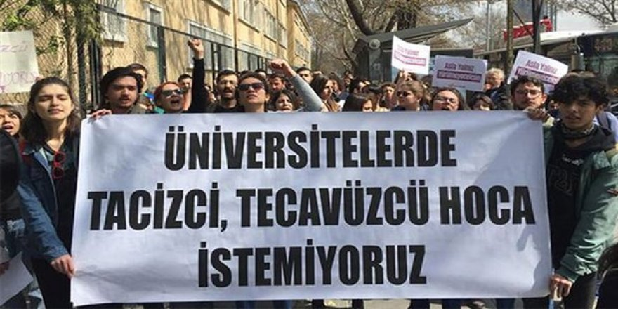 ABD'de istismardan tutuklanan akademisyen Marmara Üniversitesi'nde bölüm başkanı oldu