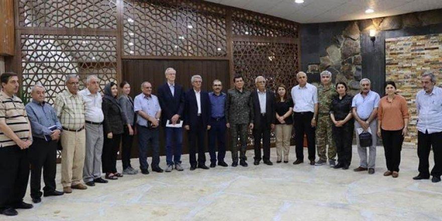 ABD'den Rojava müzakerelerine destek!