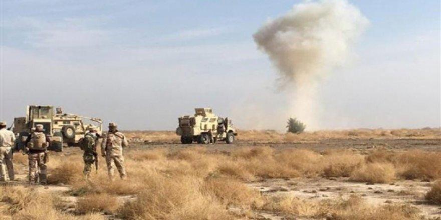IŞİD Gulala'da Irak güçlerini vurdu: 1 ölü 3 yaralı