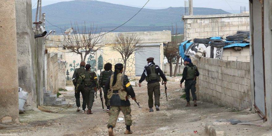Rojava | Türkiye destekli silahlı grup, 8 sivili kaçırdı!