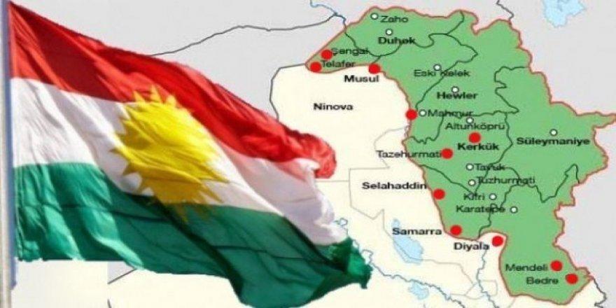 Mahabad Kürd Cumhuriyeti gibi, Kürdistan Bölgesel Yönetimi'ni de Yıkmaya Çalışıyorlar