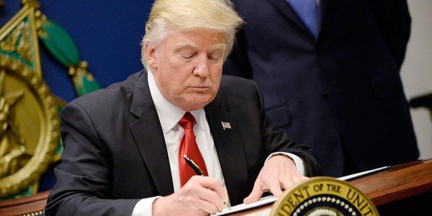 İran'dan, Trump dahil 9 üst düzey yöneticiye yaptırım!