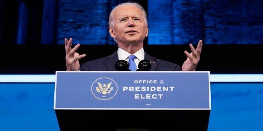 ABD Başkanı Joe Biden: Tüm Amerikalıların başkanı olacağım