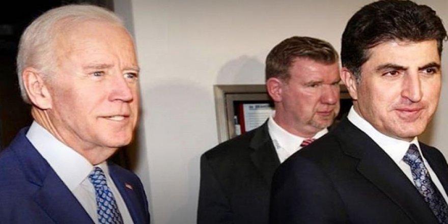 Başkan Barzani'den Biden ve Harris mesajı: Dostlarımızla çalışmayı dört gözle bekliyorum
