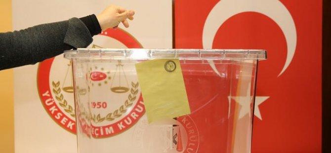 Türkiye: YSK referandumun kesin sonuçlarını açıkladı