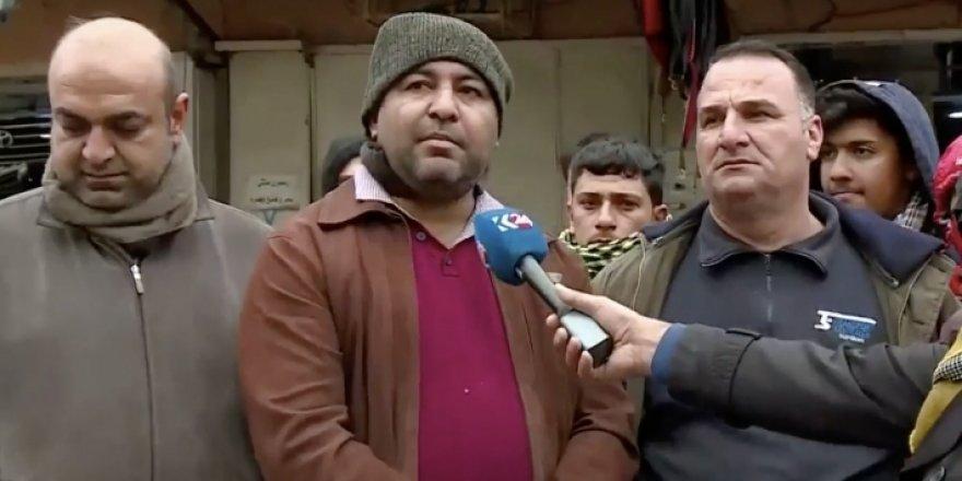 Kerkük halkından Başkan Barzani'ye: Sizden özür diliyor ve affınızı bekliyoruz