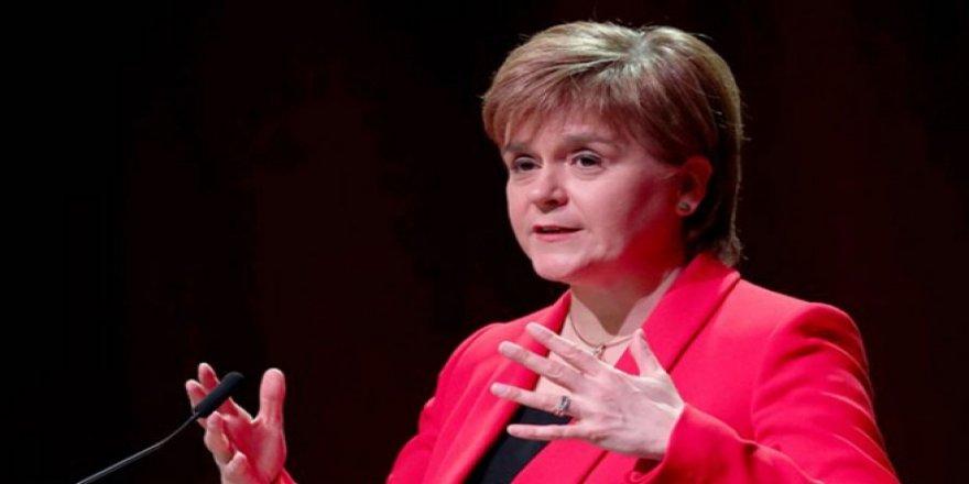 İskoçya Başbakanı'ndan Kürtçe mektup
