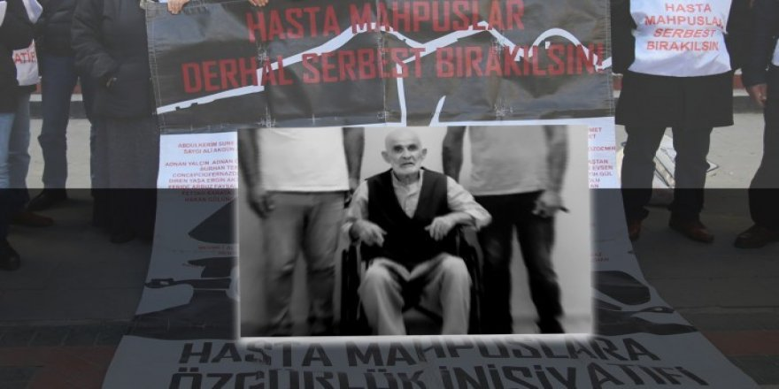 81 yaşındaki hasta tutuklu Güler için tahliye çağrısı