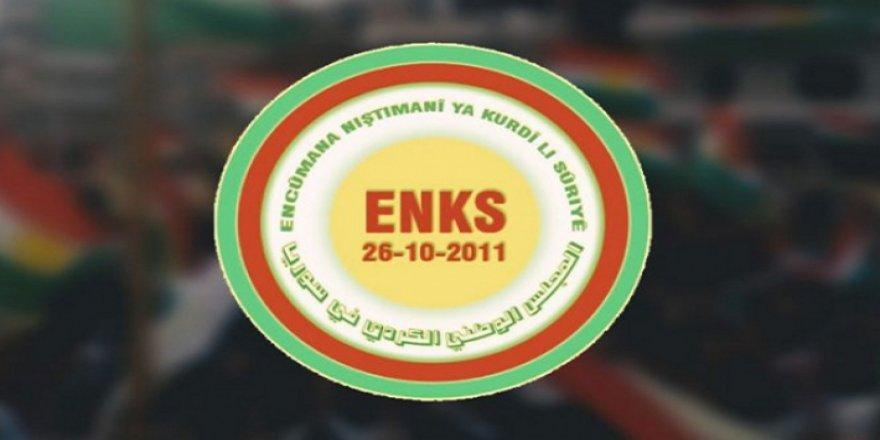 ENKS'den PYD'ye tepki: Tutuklamalar Kürt diyaloğunu engelliyor