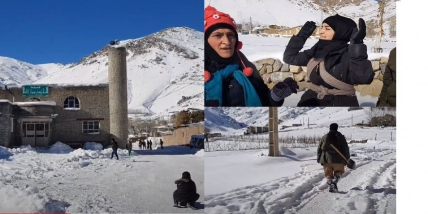 Doğu Kürdistan'ın Van sınırında 5 kolber 10 gündür kayıp
