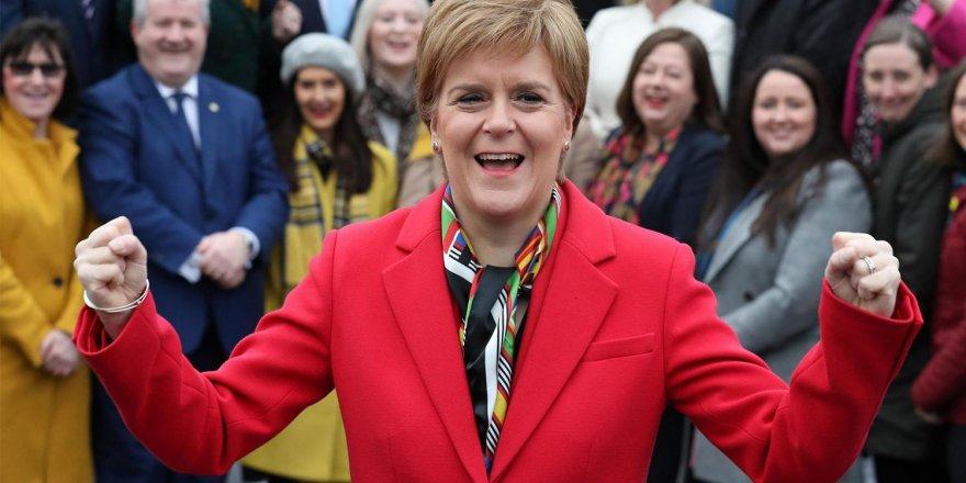 İskoçya liderinden bağımsızlık referandumu için 'yol haritası'