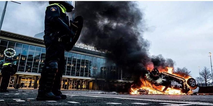 Hollanda'da 'iç savaş' uyarısı