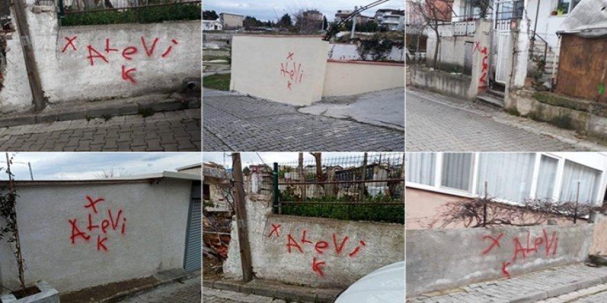 Yalova'da 5 Alevi ailenin evleri işaretlendi