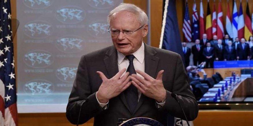 Jeffrey: Onların dışında IŞİD ile savaşan yoktu