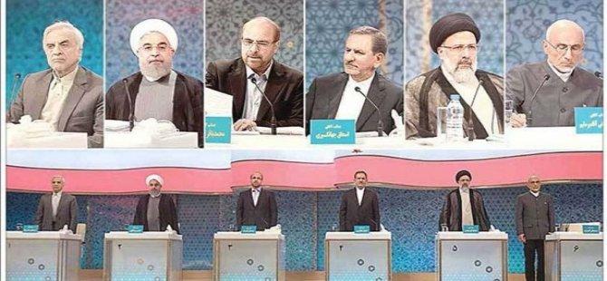 İran 19 Mayıs'ta seçime gidiyor; işte altı cumhurbaşkanı adayının portresi