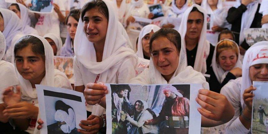 Irak Parlamentosu Ezdi Kürtlerin kurtuluşu yasasını bugün görüşecek