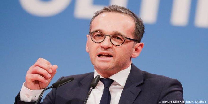Almanya Dışişleri Bakanı, tüm üye ülkeleri AİHM kararlarına uymaya çağırdı