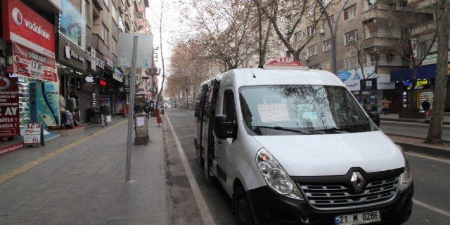 Diyarbakır'da minibüs ücretlerine zam