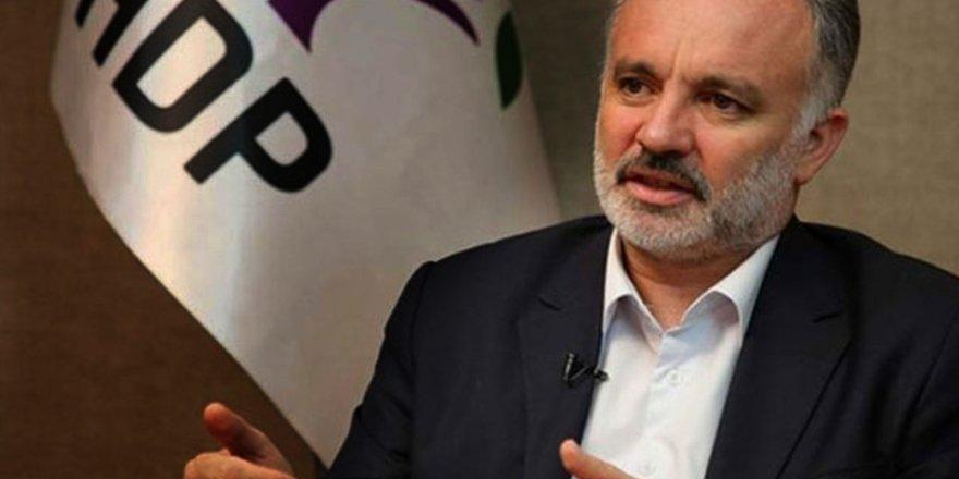 Ayhan Bilgen'den 'yeni parti' ve 'Demirtaş' iddialarına yanıt!