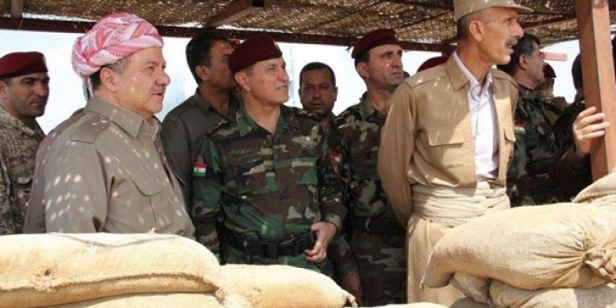 Peşmerge komutanı: IŞİD'e karşı savaşa Başkan Barzani komuta etti