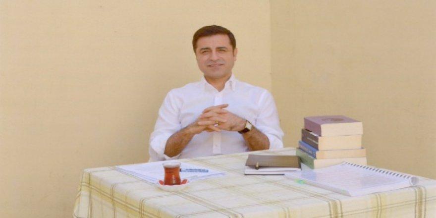 AİHM, Selahattin Demirtaş için Türkiye'den savunma istedi