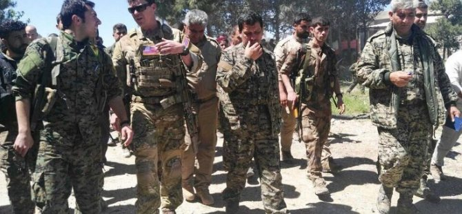 ABD'den YPG'ye ağır silaha resmen onay