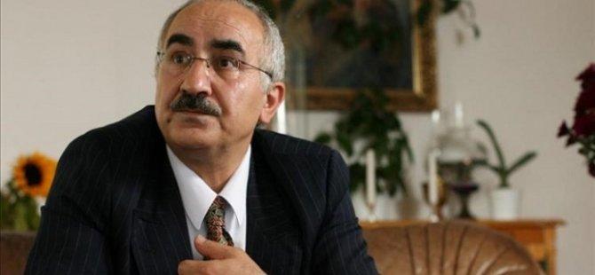 """Dr. Yekta Uzunoğlu: """"Araplarla, Çekoslovakya Modeli imkansız"""""""