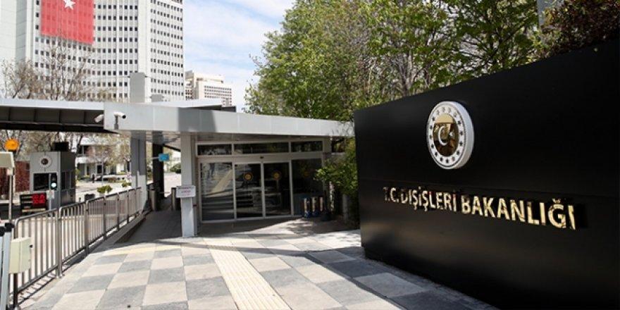 Türkiye'den ABD ve BM'ye sert tepki!