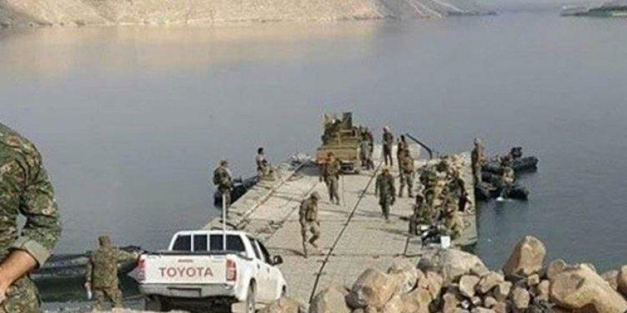 DSG, 100 IŞİD üyesini Irak'a teslim etti