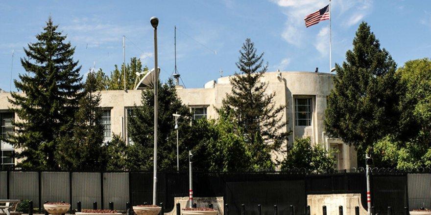 ABD Ankara Büyükelçiliği'nden Gare açıklaması
