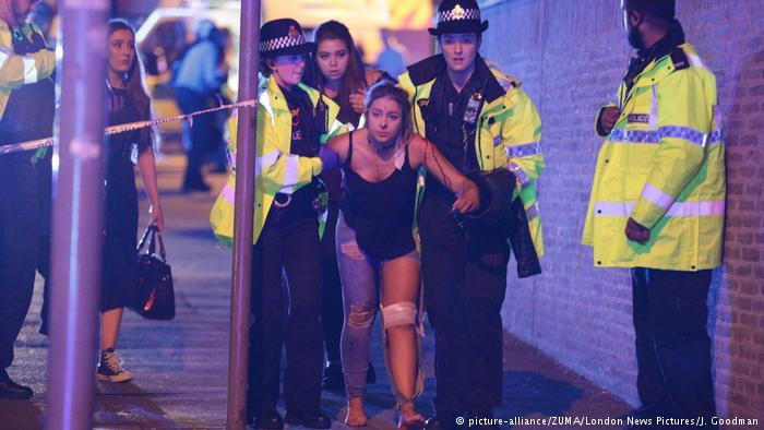 İngiltere: Manchester saldırısını IŞİD üstlendi