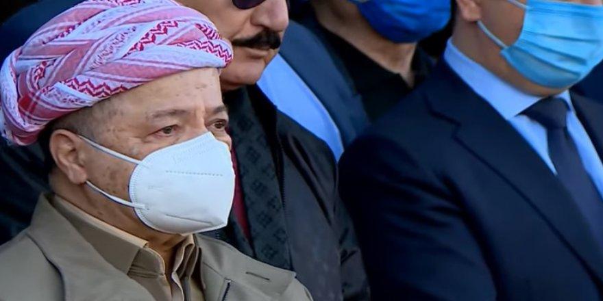Başkan Barzani: Benim için çok üzüntü verici bir gün