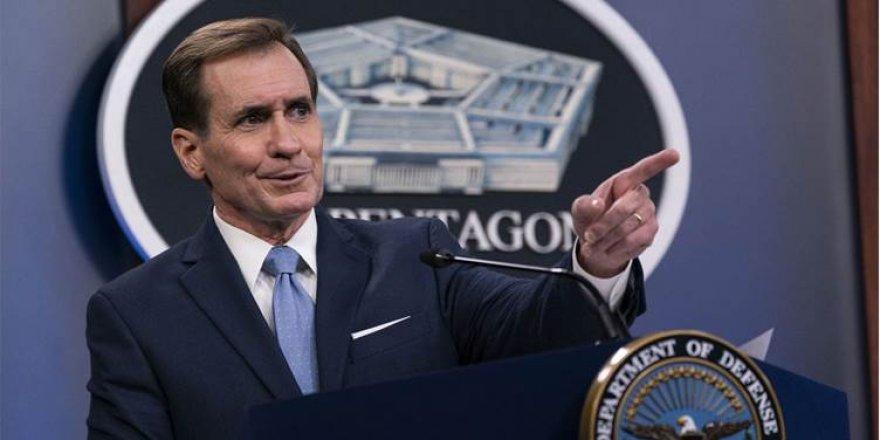 Pentagon: Erbil saldırısını kınıyoruz, HSD ile çalışmaya devam edeceğiz