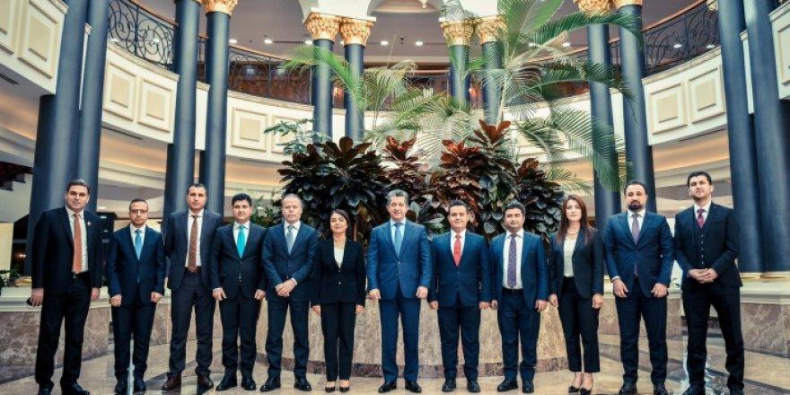 Başbakan: Gençler vatanperverlik ruhuyla Kürdistan'ın kalkınmasına öncülük etmelidirler