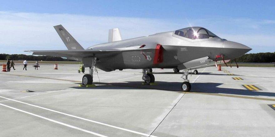 Türkiye F-35 programında kalmak için 750 bin dolara lobi şirketi tuttu