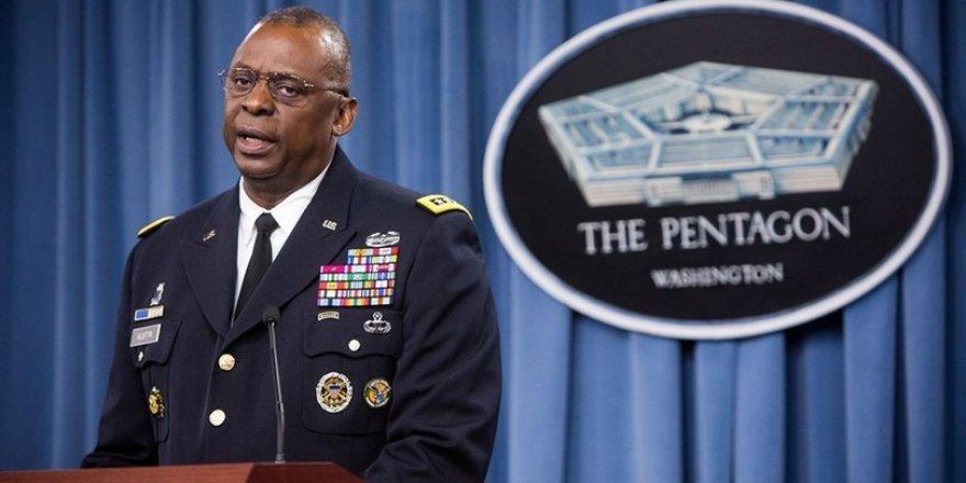 Pentagon: Erbil saldırısı, ABD'nin bölgedeki önemini gösteriyor