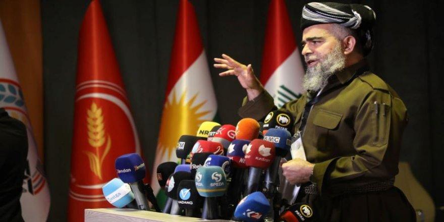 Kürt parti ismindeki 'İslam'ı kaldırdı