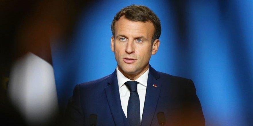 Macron'dan Rusya'yla diyalog çağrısı