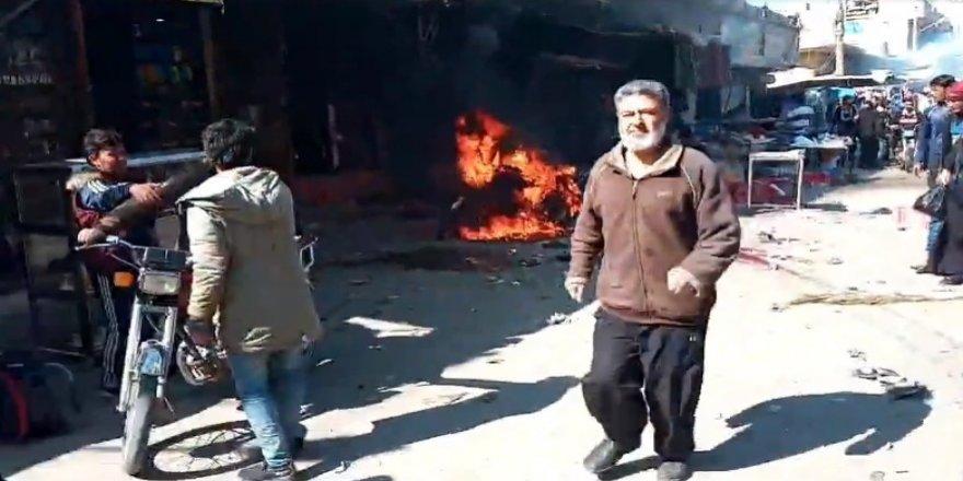 Deyr ez-Zor'da patlama: Ölü ve yaralılar var