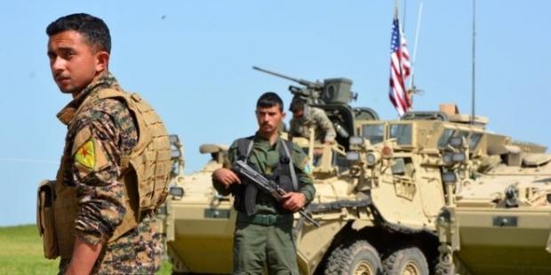 ABD, YPG'ye silah sevkiyatına başladı