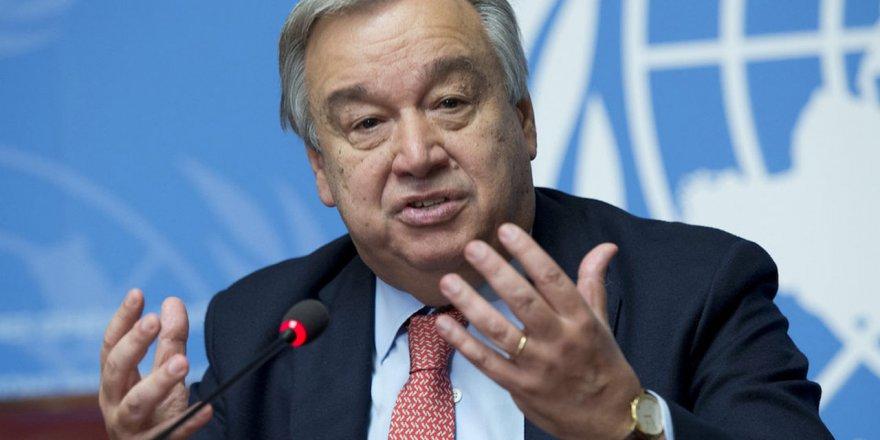 """""""Dünya, 'insan hakları ihlalleri salgınıyla' karşı karşıya"""""""