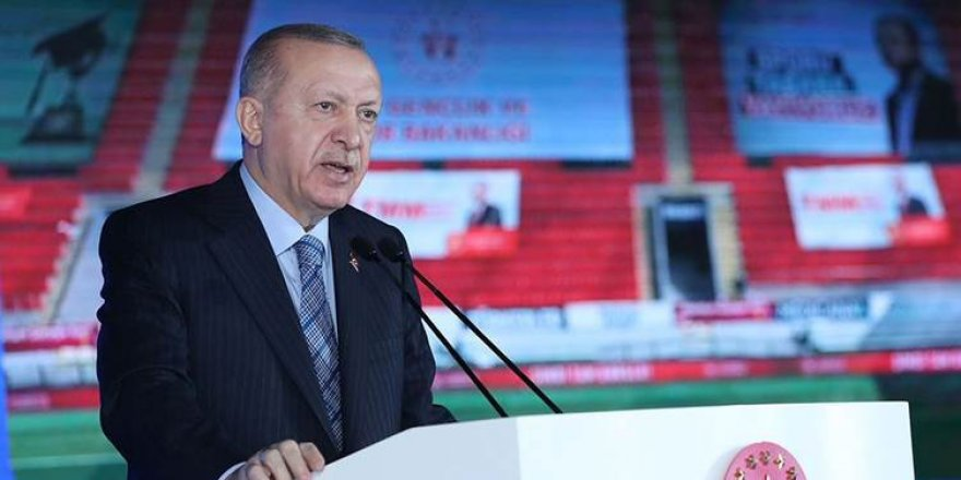 Erdoğan: Obama bir gece aradı ve Kürtler için destek istedi