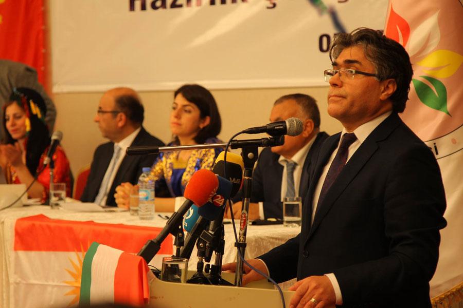 PAK: ''Kürdistan'a Özgürlük, Kürdistan'da Özgürlük'' diyor