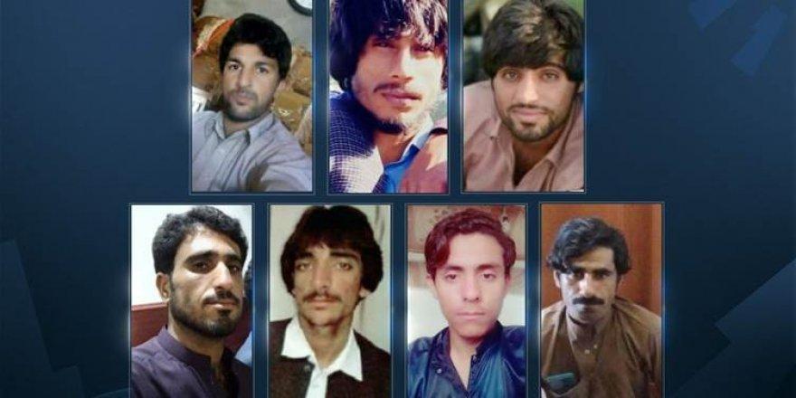 İran güçleri Sistan-Belucistan'da 10 kişiyi öldürdü!