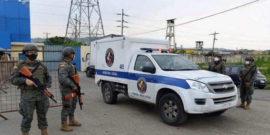 Ekvador'da cezaevlerinde isyan: 67 ölü